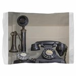 Vintage bakelite candlestick telephone Pillow Sham