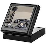 Vintage bakelite candlestick telephone Keepsake Bo