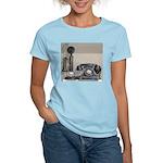 Vintage bakelite candlestick telephone T-Shirt