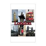 London Views Poster Print (Mini)