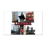 London Views Wall Sticker