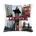 London Views Everyday Pillow