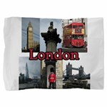 London Views Pillow Sham