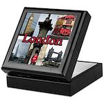 London Views Keepsake Box