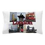London Views Pillow Case