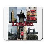 London Views Mousepad