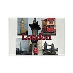 London Views Magnets