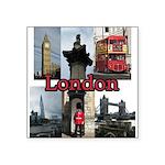 London Views Sticker