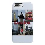 London Views iPhone 8/7 Plus Tough Case