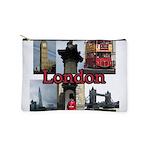 London Views Makeup Bag