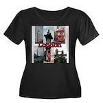 London Views Plus Size T-Shirt