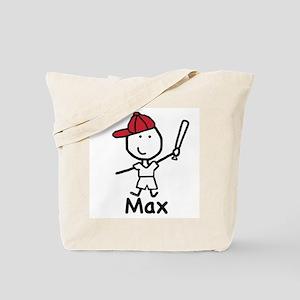 Baseball - Max Tote Bag