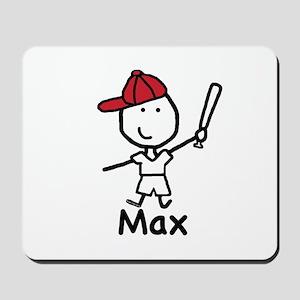 Baseball - Max Mousepad