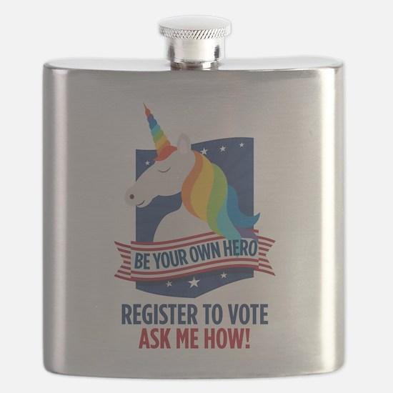 Register to Vote Flask