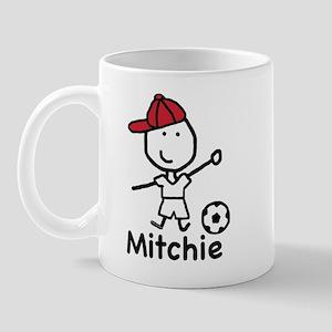 Soccer - Mitchie Mug
