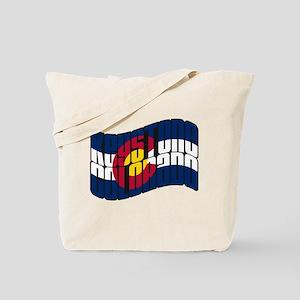 Keystone CO Flag Tote Bag