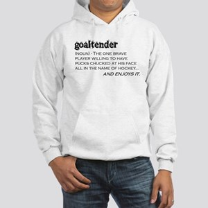 Goaltender Hooded Sweatshirt