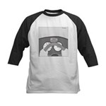 Check Pancreas (no text) Kids Baseball Jersey