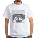 Check Pancreas White T-Shirt