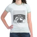 Check Pancreas Jr. Ringer T-Shirt