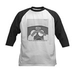 Check Pancreas Kids Baseball Jersey