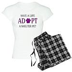 Save A Life Women's Light Pajamas