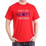 Save A Life Dark T-Shirt