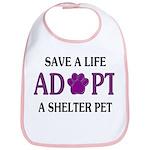 Save A Life Bib