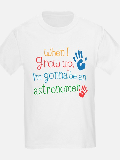 Future Astronomer Kids T-Shirt