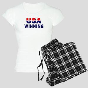 USA WINNING Women's Light Pajamas