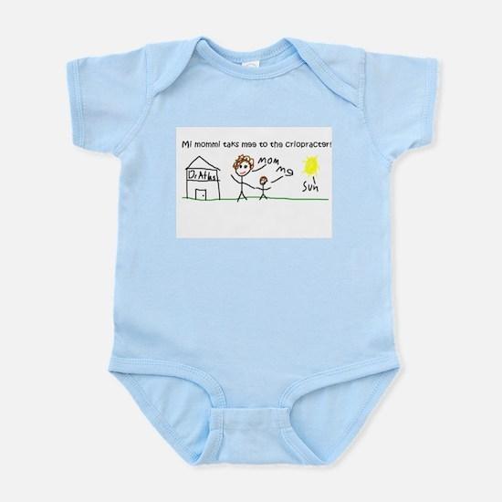 Chiro for Kids Infant Creeper