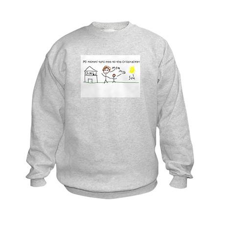 Chiro for Kids Kids Sweatshirt