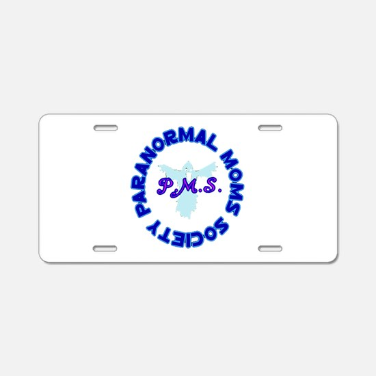 Unique Ghost hunting Aluminum License Plate