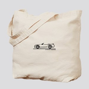 Ford GT Mustang Convertible Tote Bag