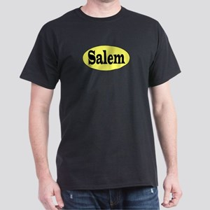 Salem, Oregon Black T-Shirt