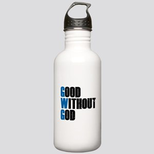 Good Without God Stainless Water Bottle 1.0L
