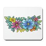 Flower Spray #1 Mousepad