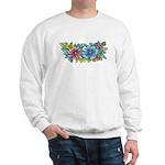 Flower Spray #1 Sweatshirt