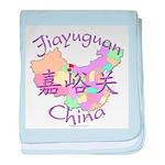 Jiayuguan China baby blanket