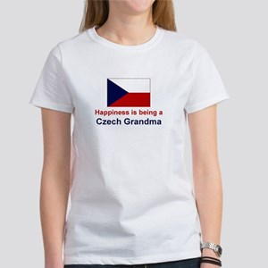 Czech Grandma Women's T-Shirt