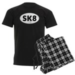 Men's Dark SK8 Pajamas