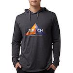 REACH Mens Hooded Shirt