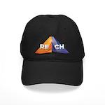 REACH Black Cap with Patch