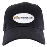 Mfm Full Baseball Hat Black Cap With Patch