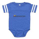 Mfm Full Baby Football Bodysuit