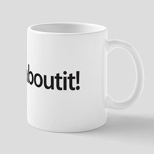 wise guy wear Mug