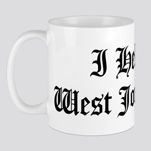 Hella Love West Jordan Mug
