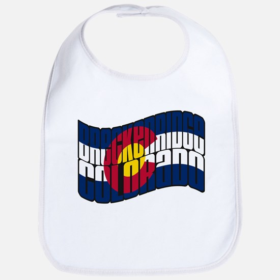 Breckenridge Colorado Flag Bib