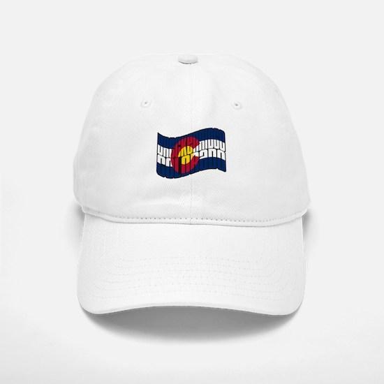 Breckenridge Colorado Flag Baseball Baseball Cap