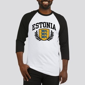 Estonia Baseball Jersey